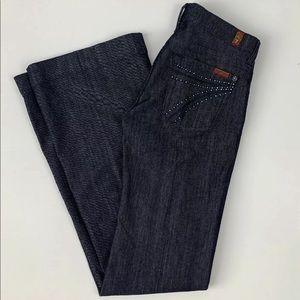 Seven 7 for all Mankind DOJO Trouser Jeans 26